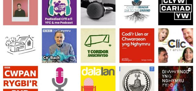 Developing a Welsh Language Podcast Service